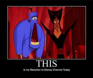 disney, disney channel, and aladdin image