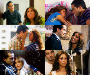 Anahi, family, and annie image