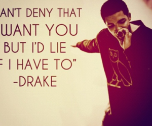 quote and Drake image
