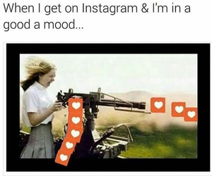 funny, instagram, and like image