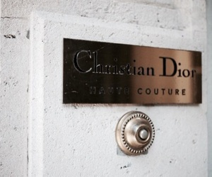 fashion, dior, and Christian Dior image