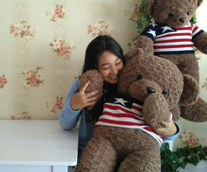 asian, teenager, and cute image