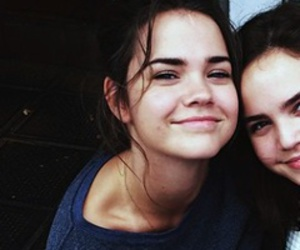 maia mitchell and icon image