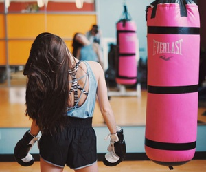 exercise, hipster, and girlpower image