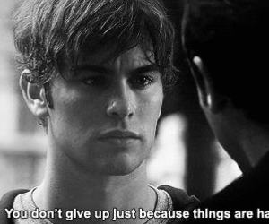 gossip girl, quote, and nate image