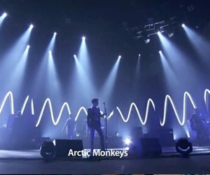 music and arctic monkeys image
