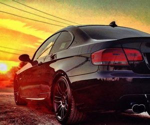 bmw, car, and mpower image