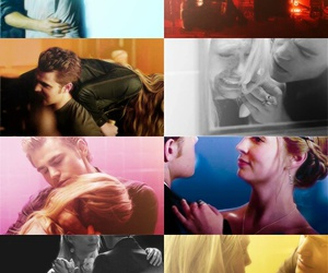 paul wesley and candice accola image