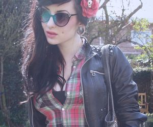 alternative, grunge, and fashion image