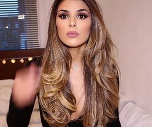 barbara, hairstyles, and makeup image