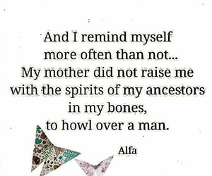 ancestors, Howl, and mother image