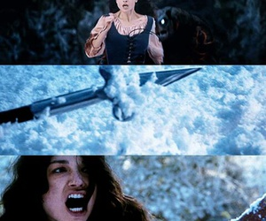 teen wolf, argent, and crystal reed image