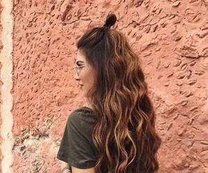 fashion, hairstyle, and style image