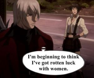 devil may cry, anime, and Dante image