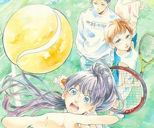 anime, girl, and pretty image