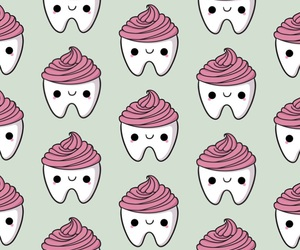 dientes, iphone, and wallpaper image