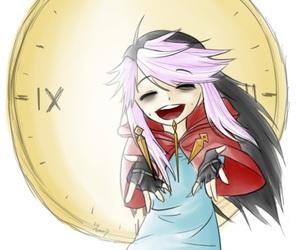 anime, smile, and time image