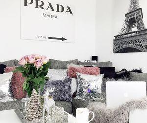 Prada, home, and interior image
