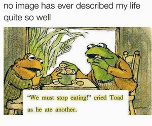 funny, food, and eating image