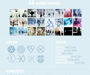 exo, kpop, and exok image