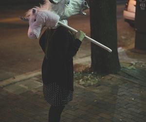 unicorn and grunge image