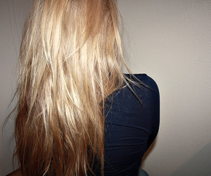 blonde, hair, and light image