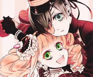 anime, black butler, and manga image