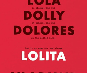 book, lolita, and reed image