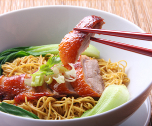 food, noodles, and asian food image
