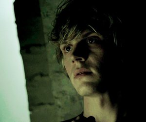 american horror story, beautiful, and evan peters image