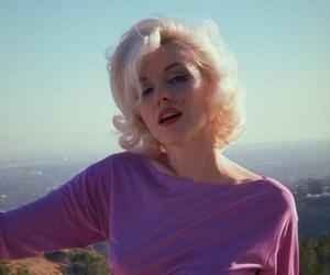 Marilyn Monroe, vintage, and grunge image