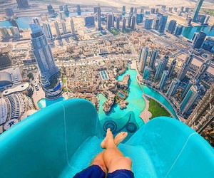 Dubai, city, and summer image