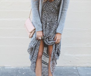 bohemian, clothes, and boho chic image