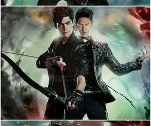 shadowhunters, maleç, and jace image