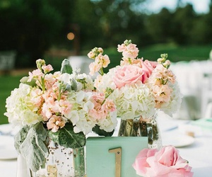 bouquet, wedding, and detail image