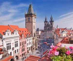 prague, city, and Praga image