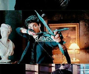 shadowhunters, alec, and alec lightwood image