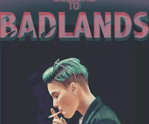 halsey and badlands image