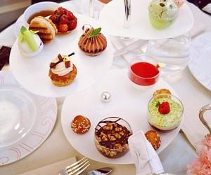 berries, cake, and food image
