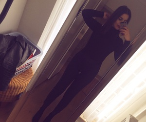 black, girl, and mirrorselfie image