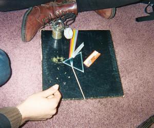 Pink Floyd, weed, and drugs image