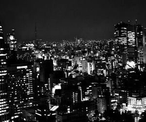 city, beautiful, and light image
