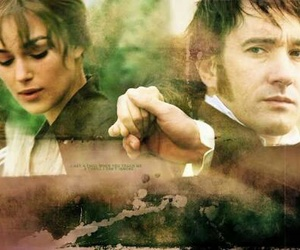 elizabeth bennett, mr darcy, and pride and prejudice image