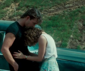 dirty dancing, love, and patrick swayze image