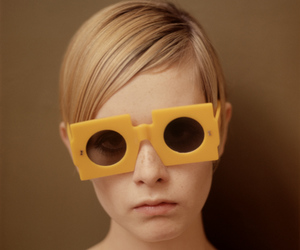 twiggy, model, and glasses image