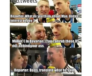 funny, lol, and bayern munchen image