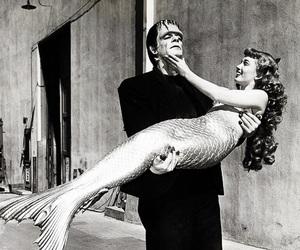 mermaid and Frankenstein image