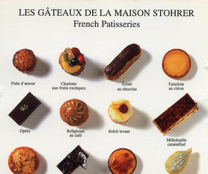 french, food, and paris image