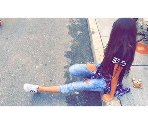 adidas, hipster, and girls image