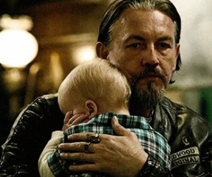sons of anarchy, chibs telford, and samcro image